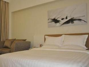 Mellow Orange Hotel Shenzhen - Gästezimmer
