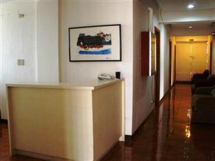 Mira de Polaris Hotel Laoag - Hotel Innenbereich