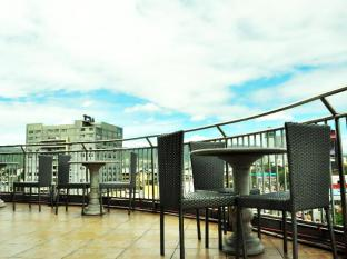 GV Tower Hotel Cebu City - Varanda/Terraço