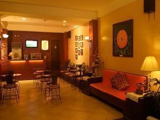 Verbena Pension House Cebu - Reception and Lobby