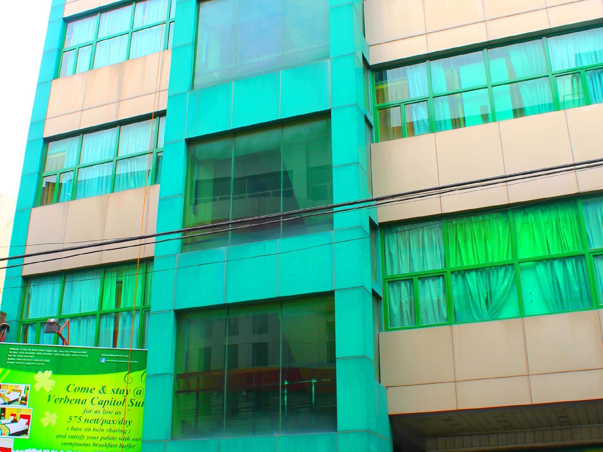 Verbena Capitol Suites Cebu