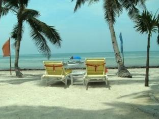 White Beach Bungalows Cebu - Beach Lounges