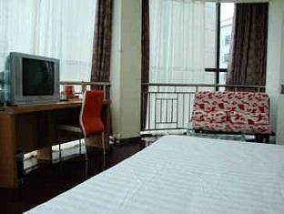 Pujiang Star Inn Shanghai Gonghexin Road Branch Shanghai - Habitación