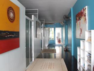 Phuket Backpacker Hostel Phuket - Inne i hotellet