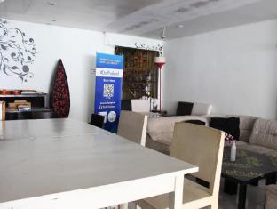 Phuket Backpacker Hostel بوكيت - ردهة