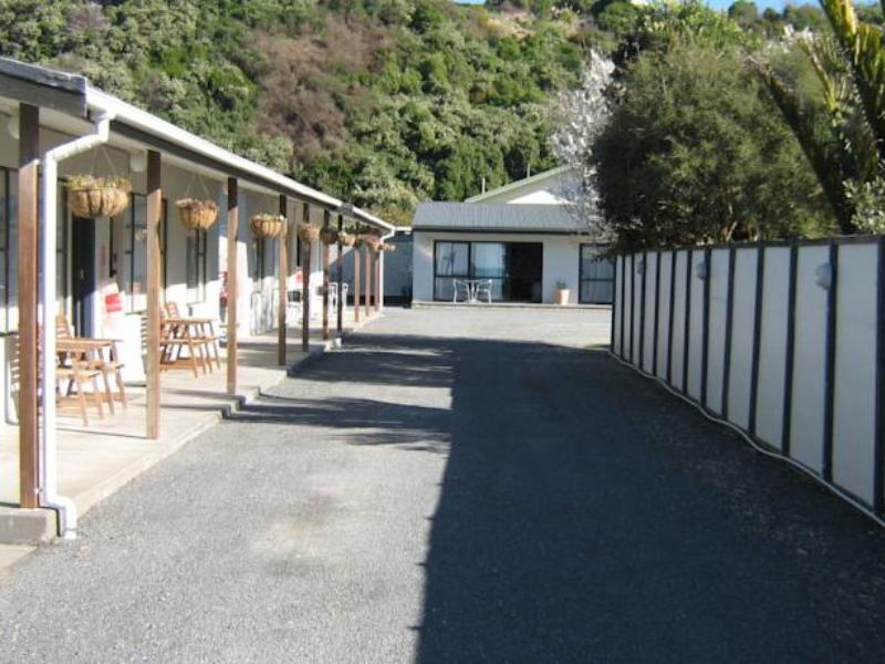 Sierra Beach Front Motel - Hotell och Boende i Nya Zeeland i Stilla havet och Australien
