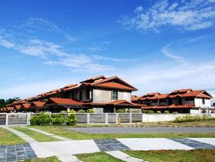 Sinar Serapi Eco Theme Park Resort Kuching - Ngoại cảnhkhách sạn