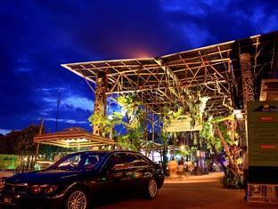 Sinar Serapi Eco Theme Park Resort Kuching - Lối vào