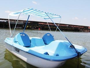 Sinar Serapi Eco Theme Park Resort Kuching - Tiện nghi giải trí