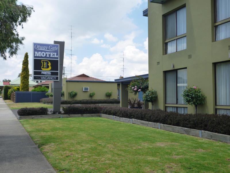 Otway Gate Motel - Hotell och Boende i Australien , Colac