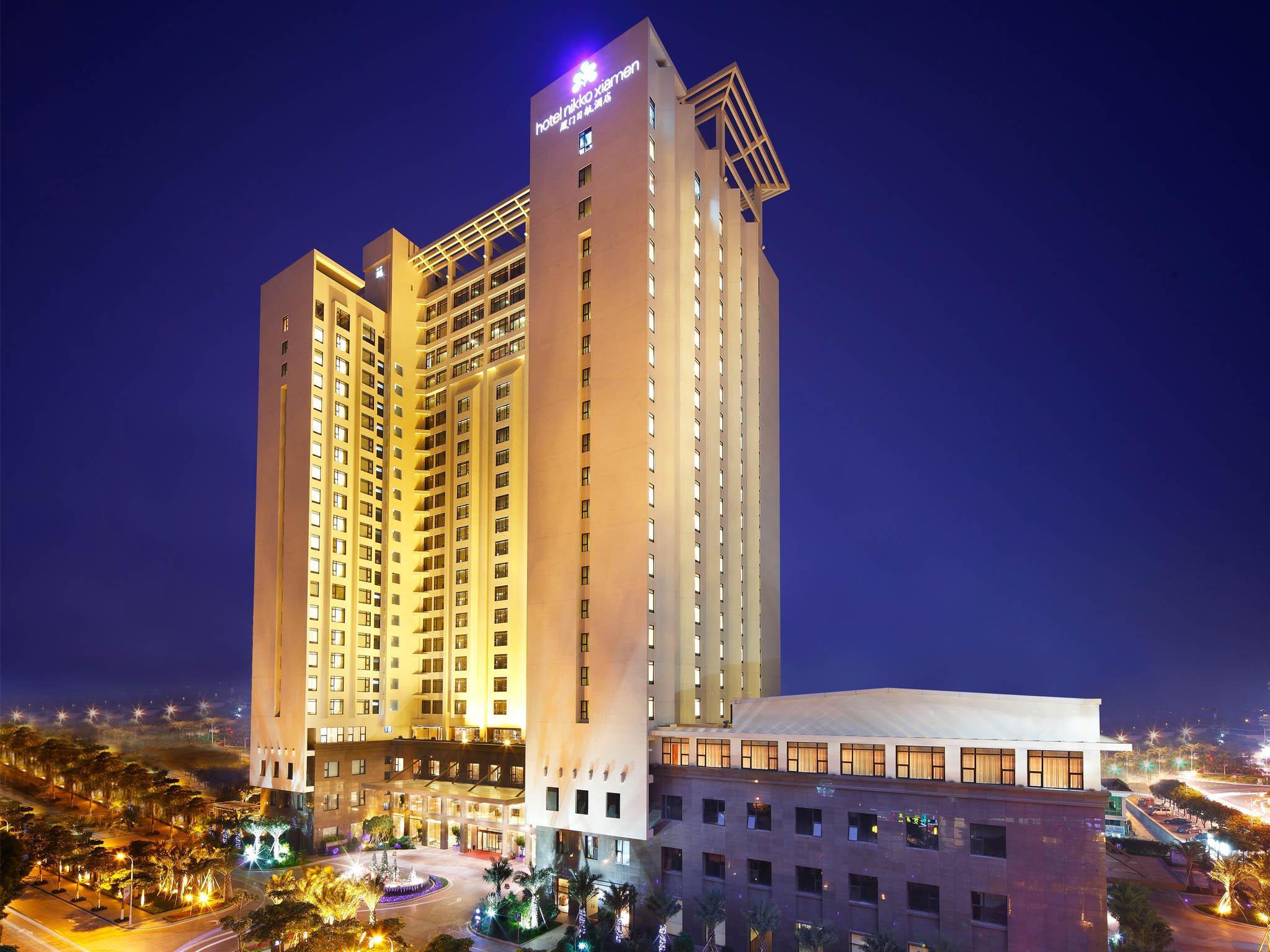 廈門日航酒店