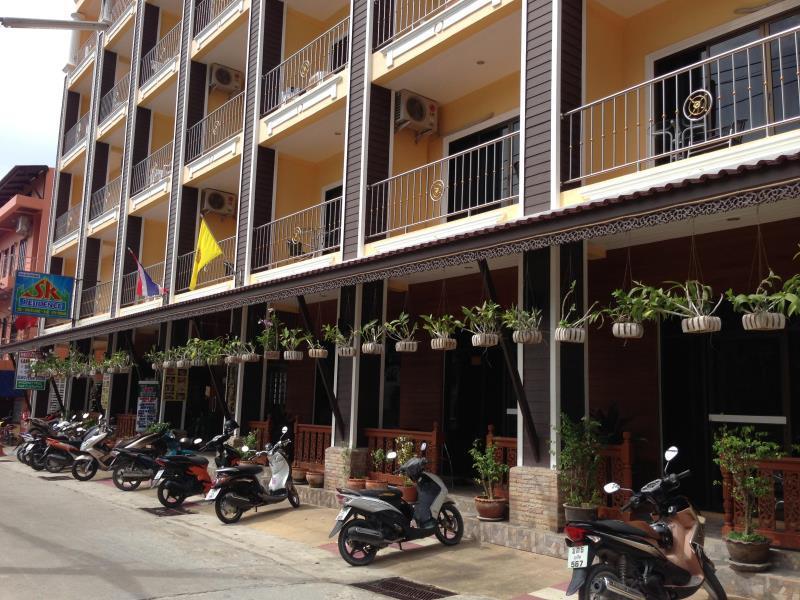 Hotell SK Residence i Patong, Phuket. Klicka för att läsa mer och skicka bokningsförfrågan