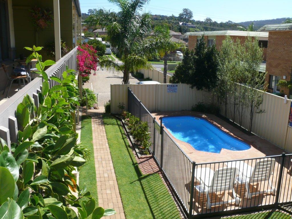 Sandpiper Holiday Units Apartment - Hotell och Boende i Australien , Merimbula