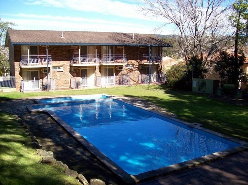 Best Western Gosford Motor Inn - Hotell och Boende i Australien , Central Coast