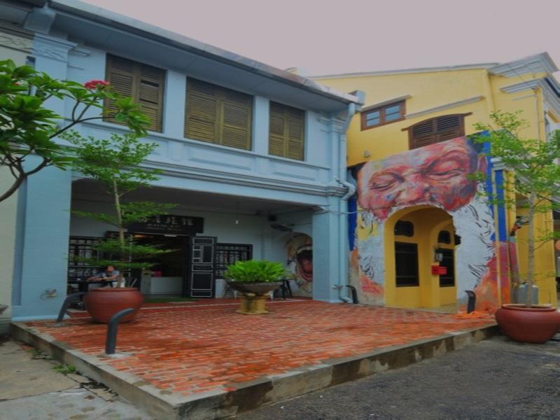 Ryokan @ Muntri Street