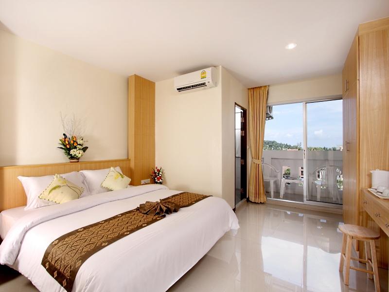 Hotell Patong Bay House i Patong, Phuket. Klicka för att läsa mer och skicka bokningsförfrågan