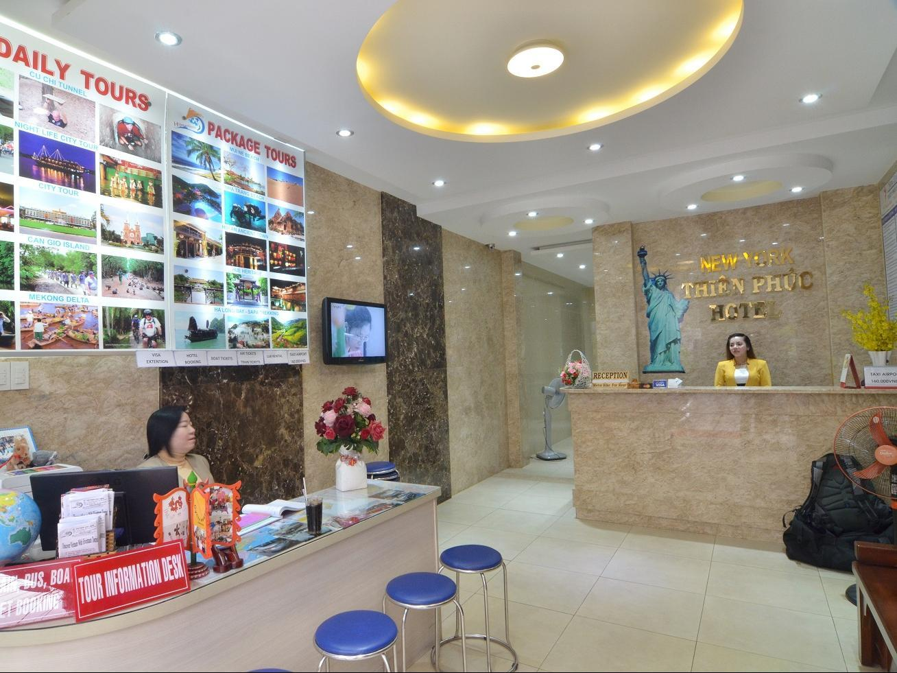 Hotell New York Thien Phuc Hotel