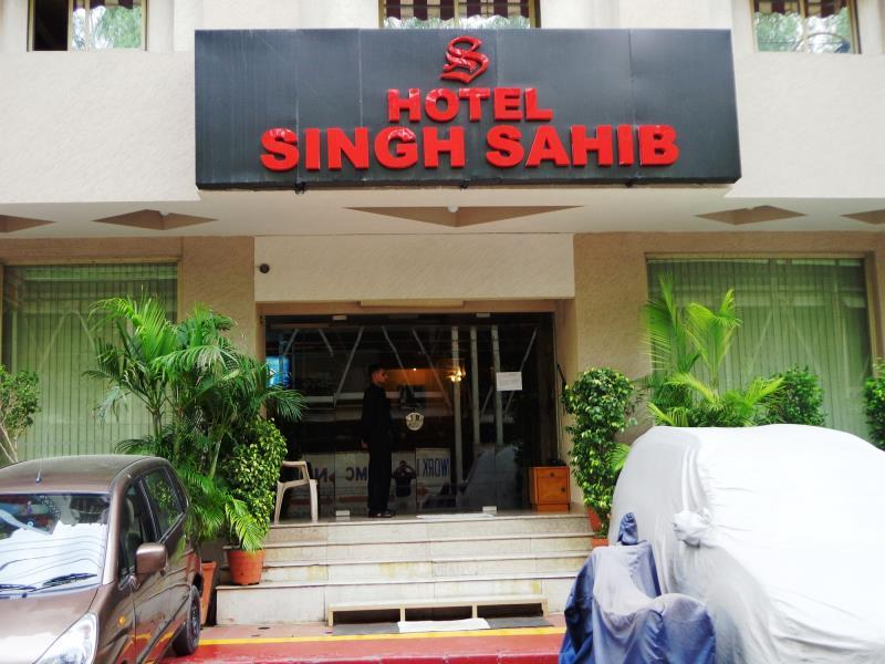 Hotel Singh Sahib - Hotell och Boende i Indien i Karol Bagh