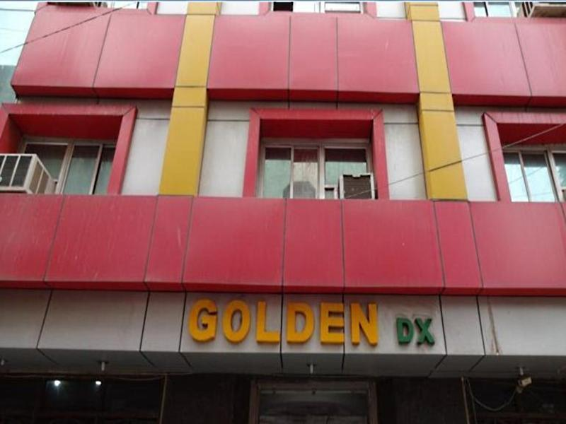 Hotel Golden Deluxe - Hotell och Boende i Indien i New Delhi And NCR