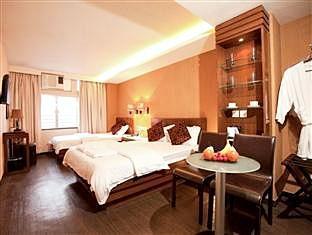Sunny Day Hotel, Mong Kok Hong Kong - Family Room