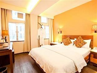 Sunny Day Hotel, Mong Kok Hong Kong - Honeymoon room