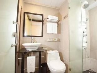 Sunny Day Hotel, Mong Kok Hong Kong - Bathroom