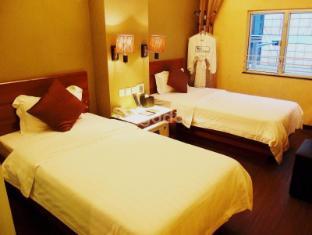 Sunny Day Hotel, Mong Kok Hong Kong - Standard Twin Bed