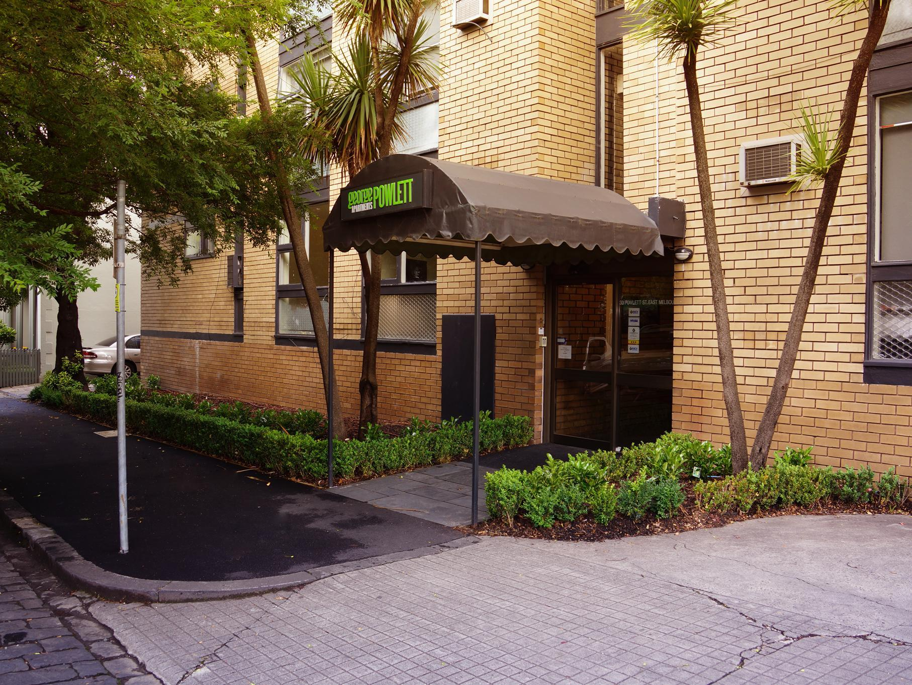 George Powlett Apartments
