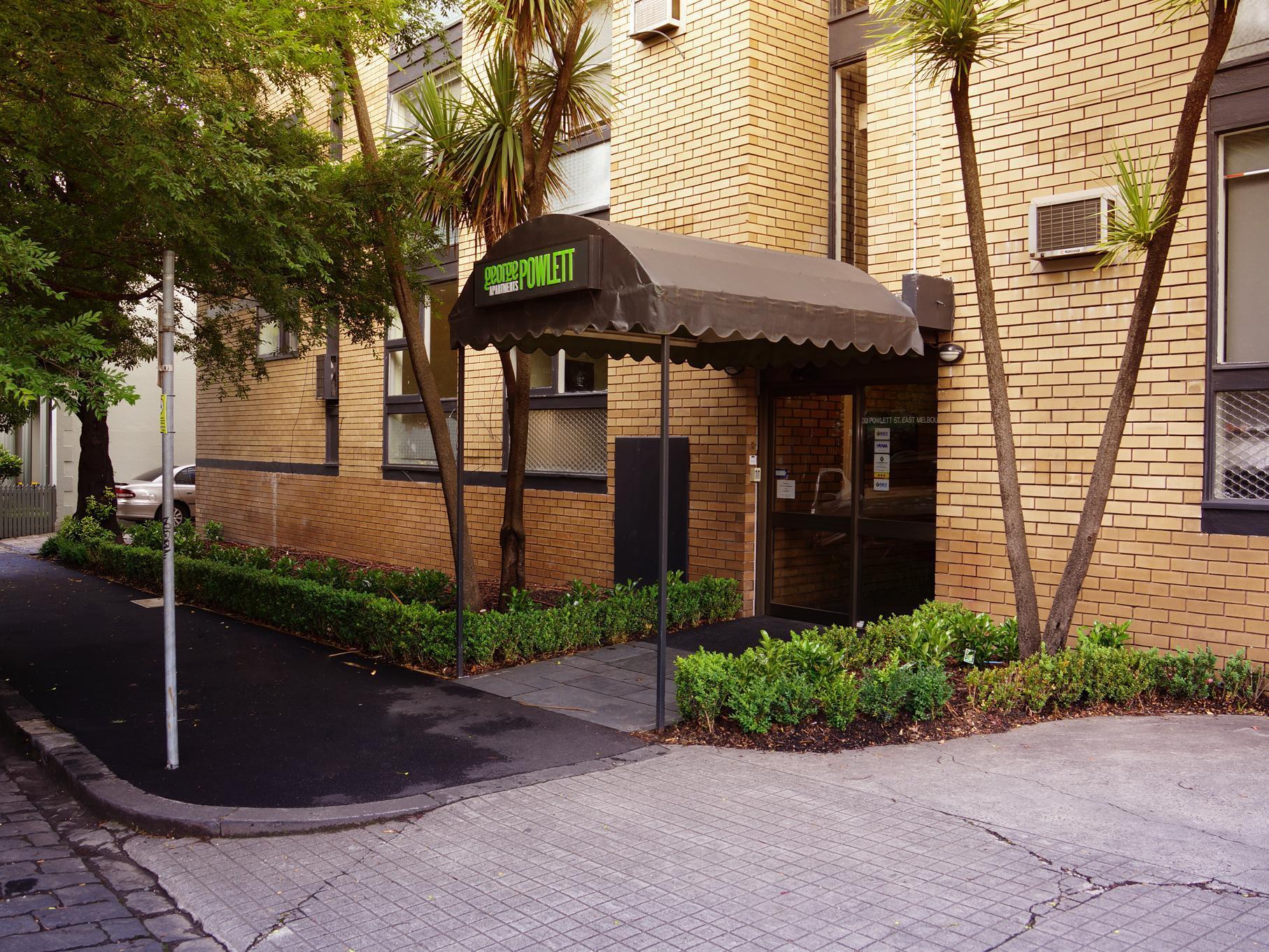 George Powlett Apartments - Hotell och Boende i Australien , Melbourne