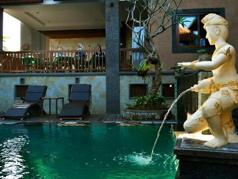 Hotell Kunang Kunang Guest House