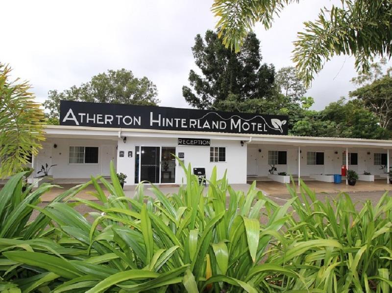 Atherton Hinterland Motel - Hotell och Boende i Australien , Atherton Tablelands