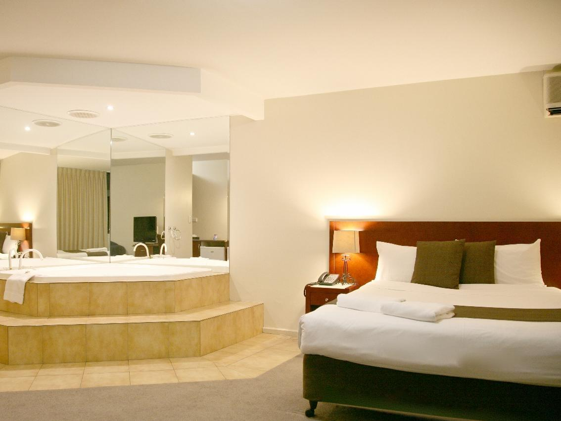 Hotell City Park Hotel Melbourne
