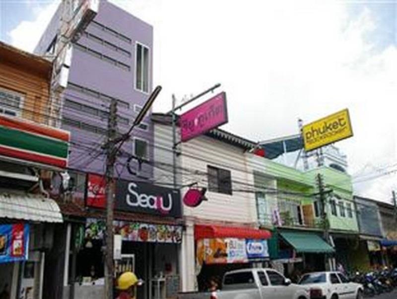 Rucksack Hostel Phuket