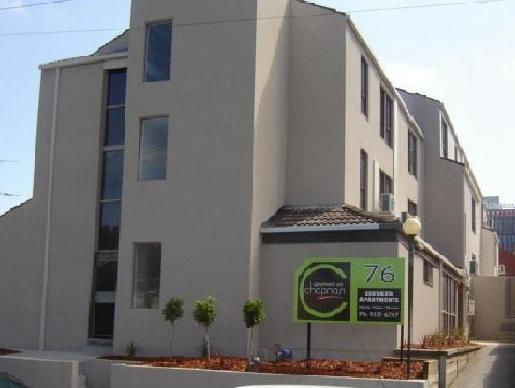Apartments on Chapman