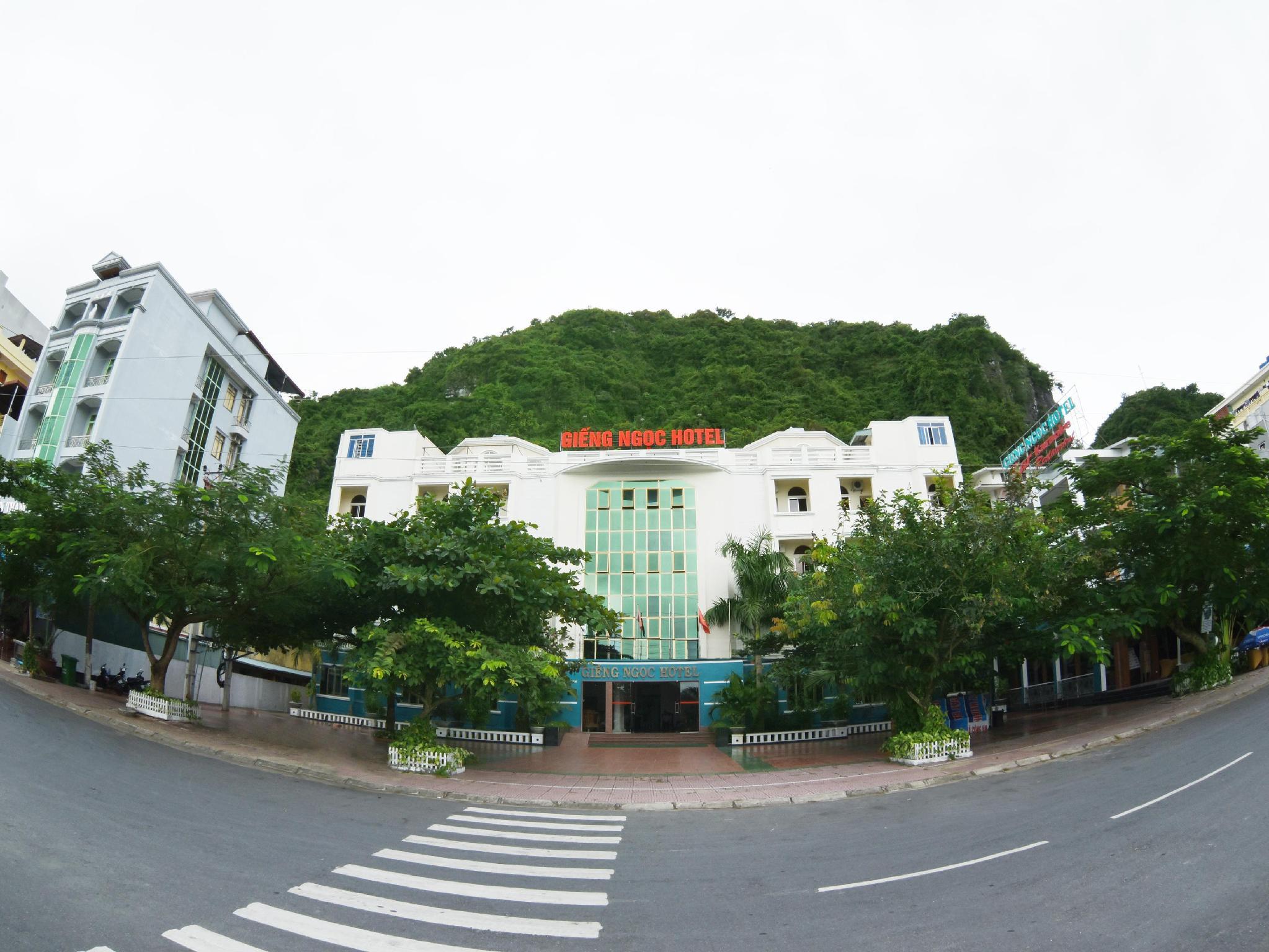 Hotell Gieng Ngoc Hotel