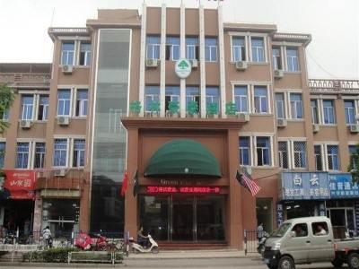 GreenTree Inn Suzhou Shengli Road Hotel Suzhou (Anhui)