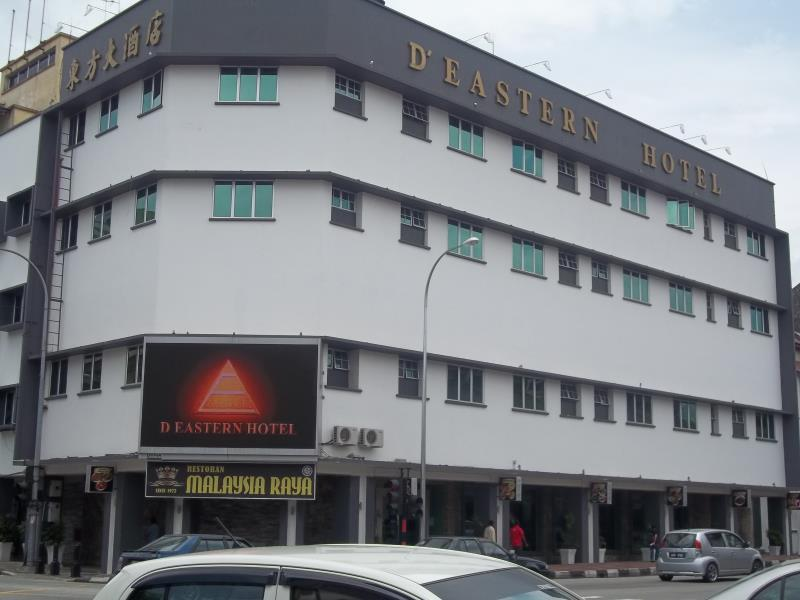 D Eastern Hotel - Hotels and Accommodation in Malaysia, Asia