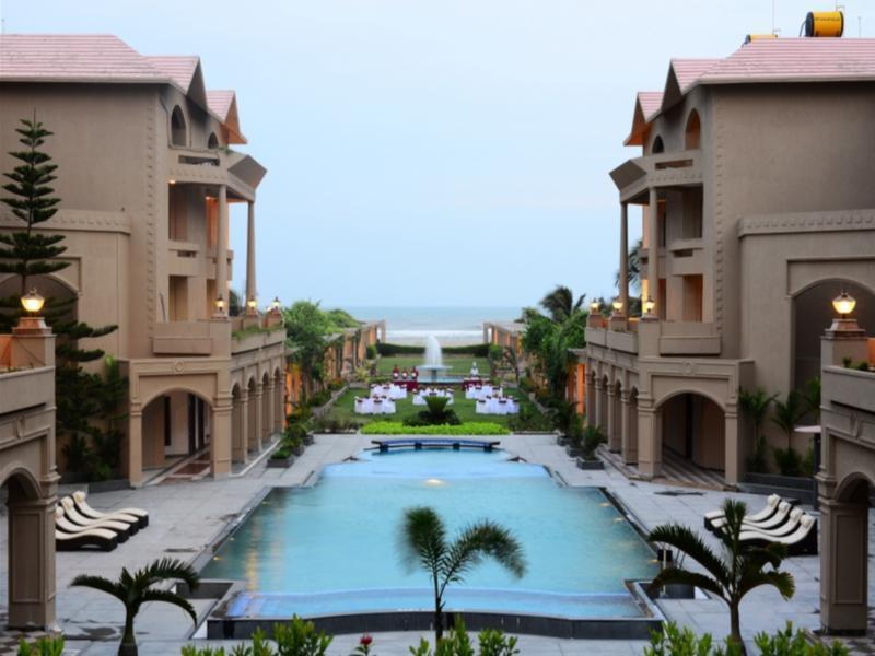 The Chariot Resort   Spa - Hotell och Boende i Indien i Puri