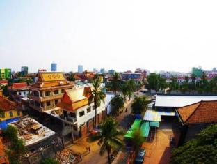 Cyclo Phnom-Penh - Uitzicht