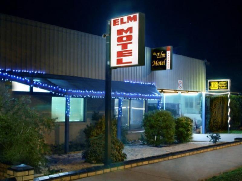 Elm Motel - Hotell och Boende i Australien , Bendigo