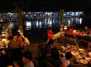 Princess Suvarnabhumi Airport Residence Bangkok - Restaurant River view