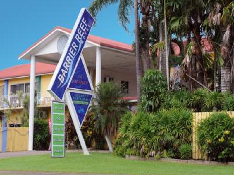 Barrier Reef Motel - Hotell och Boende i Australien , Innisfail