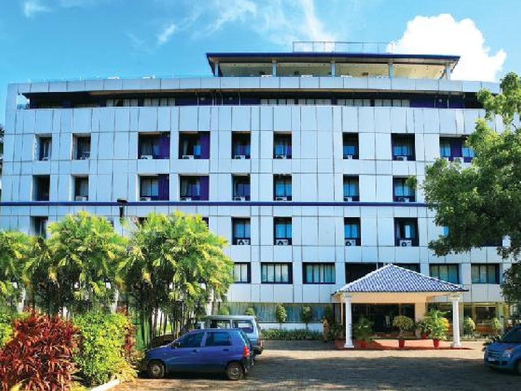 The Capital Hotel - Hotell och Boende i Indien i Trivandrum / Thiruvananthapuram