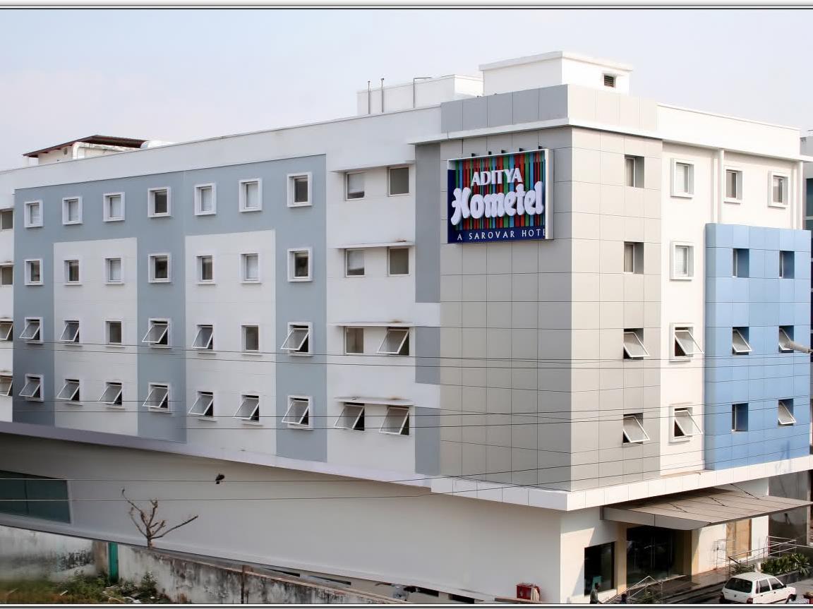 Aditya Hometel - Hotell och Boende i Indien i Hyderabad