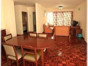 Chua Gin Star Apartment Cameron Highlands - Living Hall