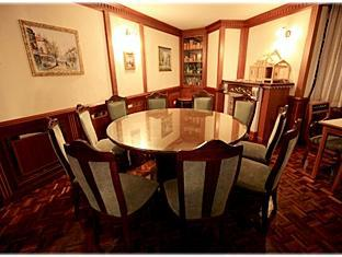 Chua Gin Star Apartment Cameron Highlands - Dining Area