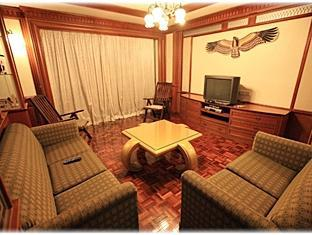 Chua Gin Star Apartment Cameron Highlands - Living Area
