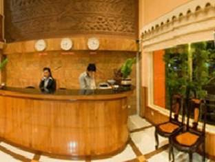 Citylux Hotel Phnom Penh - Kaunter Tetamu