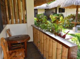 Chiisai Natsu Resort Bohol - Parveke/Terassi
