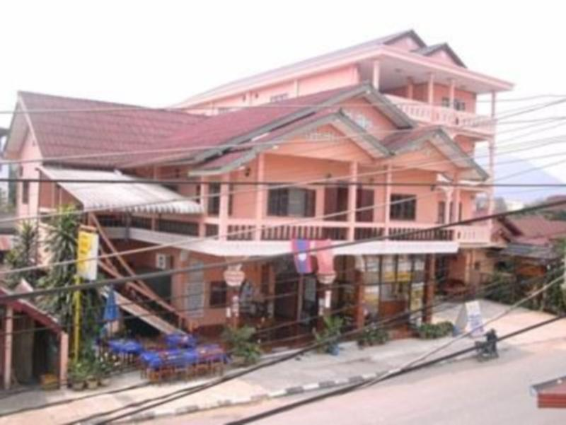 Khamphone Guesthouse - Hotels and Accommodation in Laos, Asia